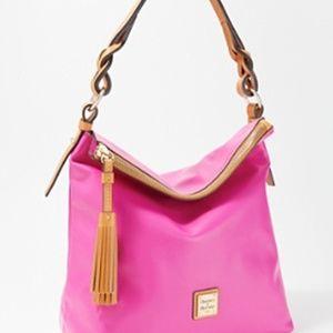 MWT Dooney & Bourke Sloan Florentine Shoulder Bag